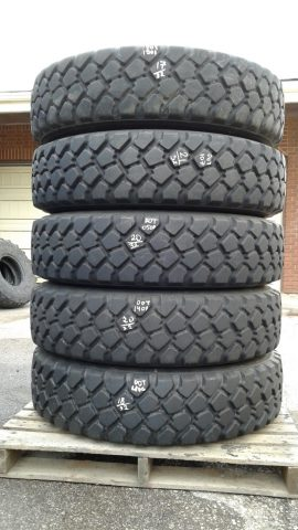 Michelin XZL 11.00R20 Clearence