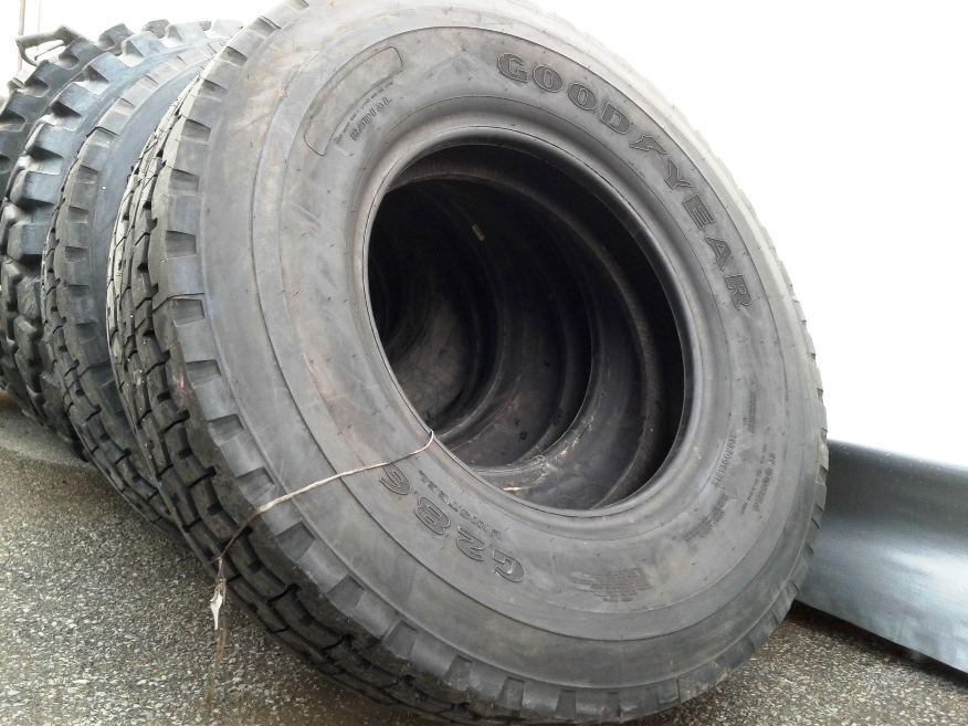 Goodyear Tires For Sale >> 11.00R24 Goodyear G286 tyre   Military Tires