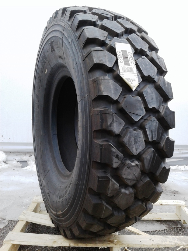 Unimog For Sale >> 365/85R20 Michelin XZL | Military Tires